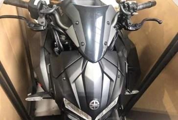 Fuites d'images qui révèlent la Kawasaki Z H2
