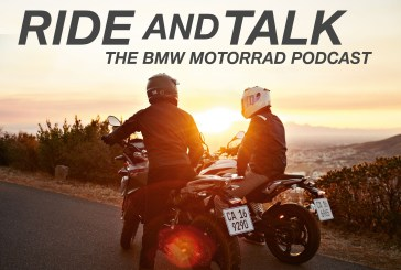 RIDE AND TALK : Le podcast BMW Motorrad