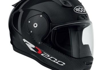 ROOF présente son nouveau casque integral : Le RO200 CARBON