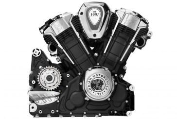 Indian présente le V-Twin le plus puissant de sa catégorie : le PowerPlus