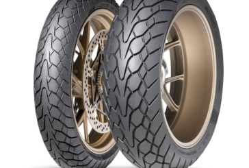 Dunlop lance le pneu Mutant : Un pneu toutes routes, et toutes saisons