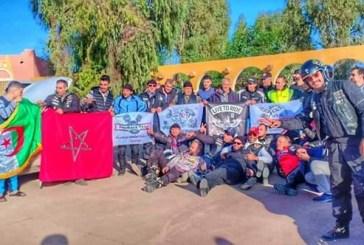 Les Live To Ride concluent leur tour d'Algérie 2019