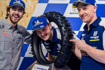 MICHELIN présente ses nouveaux pneus
