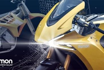 Damon Motorcycles annonce une électrique Hypersport Pro au CES 2020