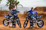 Monster Energy Yamaha Factory Racing Team : Justin Barcia et Aaron Plessinger sont de retour en 2020