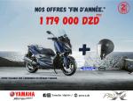 ProX4 : Remises de fin d'année sur les Yamaha NMAX 155 et XMAX 300