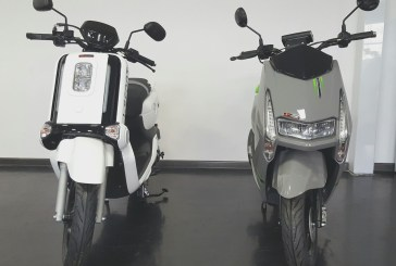Nouveautés Scooters 2019 : AS Motors i-Scoot 110 et Cadillac 125AS Motors