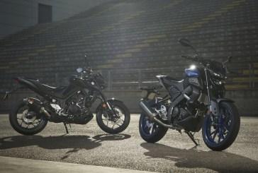 Yamaha lance de nouveaux packs sport pour les MT-125 et MT-03