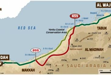 DAKAR 2020 - Stage 1 : de Jeddah à Al Wajh