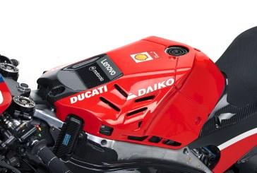 Motorola partenaire officiel de Ducati Corse