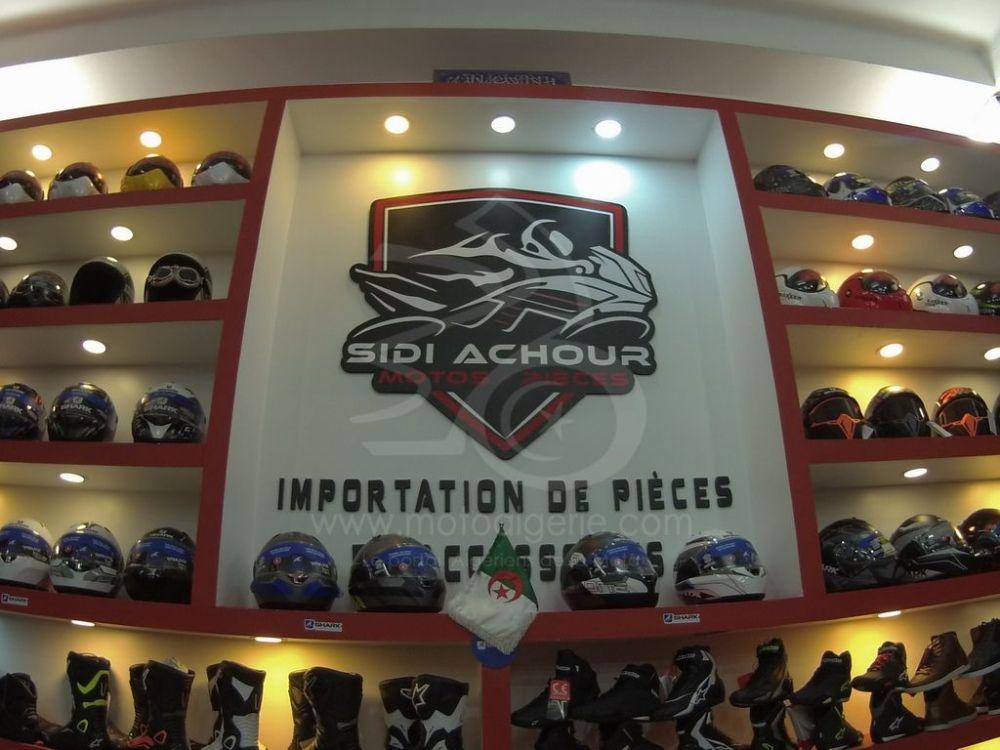 Sidi Achour Motos Pièces