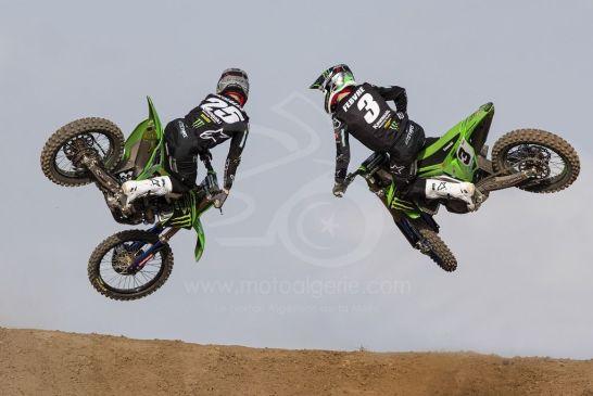 Monster Energy KRT - Kawasaki motocross 2020