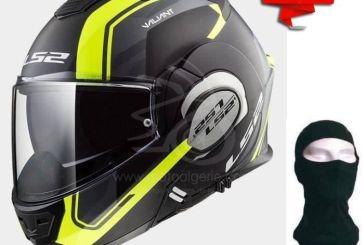 LS2 Helmets Algérie : Une cagoule offerte pour l'achat d'un casque !