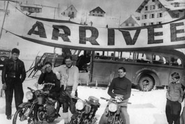 Salon Rétromobile - France : De Paris à l'Alpes d'Huez en Motobécane, sur les traces de Georges Monneret