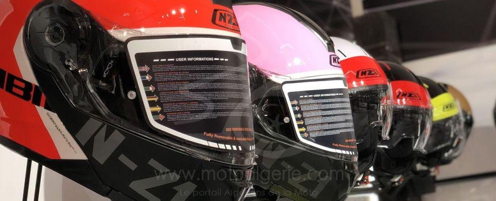 Gamme NZI Helmets