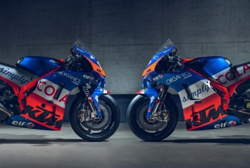 MotoGP : La nouvelle RC16 du team Red Bull KTM Tech3 en images !