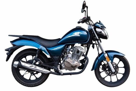 VMS ALFA 200cc Blue 1