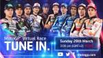Coronavirus : Márquez, Rossi et d'autres stars du MotoGP dans une course virtuelle dimanche prochain