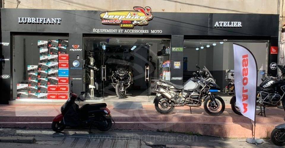 Yamaha Algérie – SAV : Beep Bike Moto Atelier agréé !