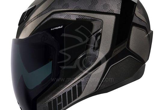 ICON Airflite Raceflite 2020 Black