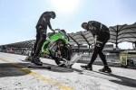 Webike SRC Kawasaki France : Le confinement à l'atelier selon Gilles Stafler !