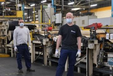 Michelin : Un protocole sanitaire pour accompagner la reprise des activités du Groupe
