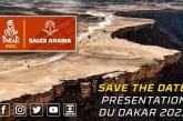 Dakar 2021 : Première présentation Live sur la prochaine édition