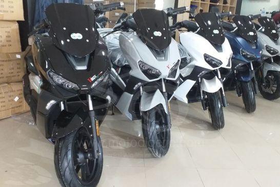 VMS - VMAX 200 2020