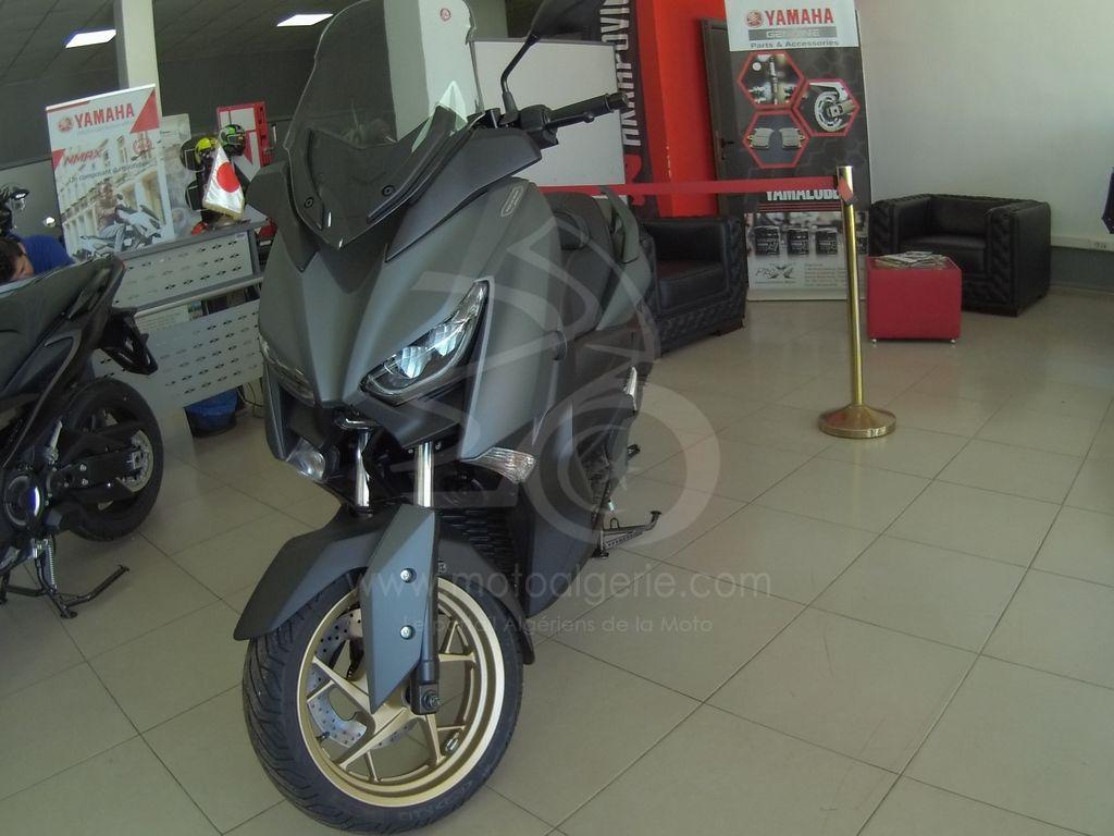 Yamaha Algérie : L'édition limitée «TECH MAX» du Yamaha XMAX 300 , disponible !