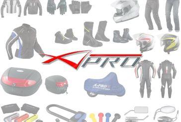 A-Pro : La marque Italienne d'équipements et accessoires fait son entrée sur le marché Algérien !