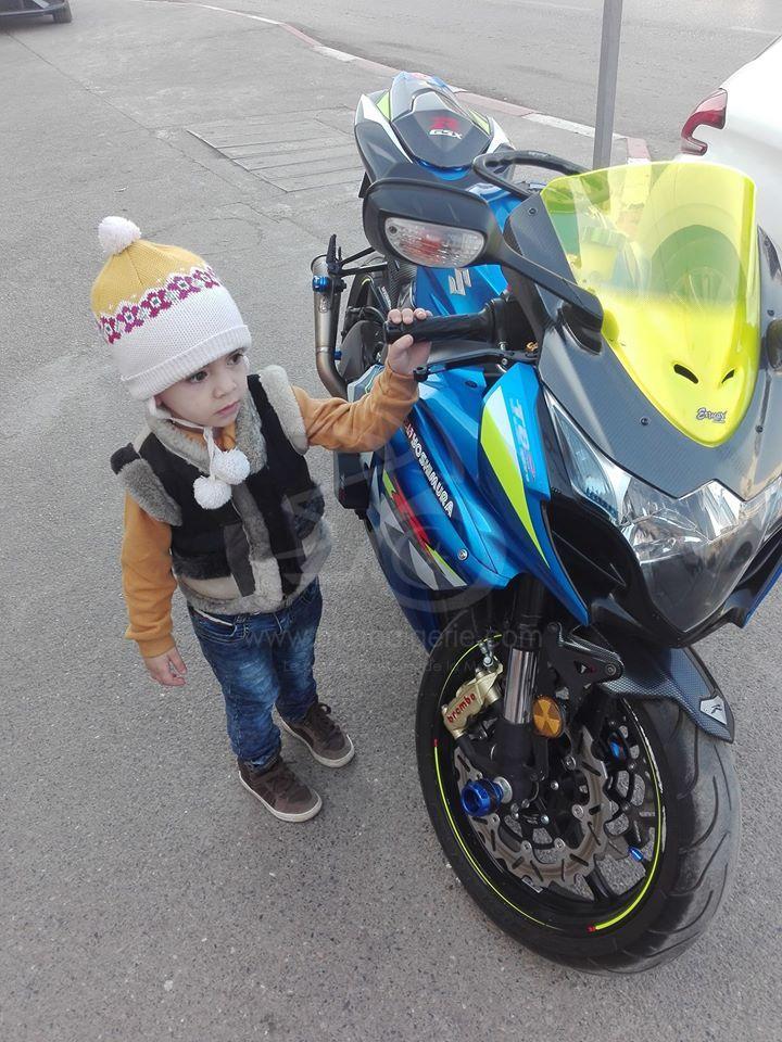 Gagnant JEU#1 - Swatchino Solda - Moto Algérie