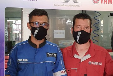 Prox4 célèbre le 65eme anniversaire de Yamaha Motor !