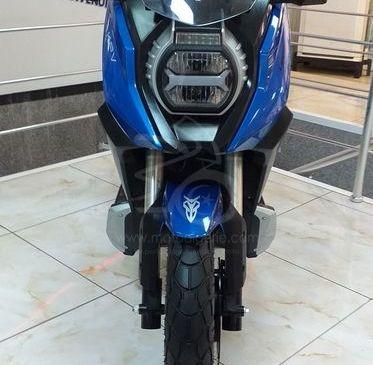 03 - LIFAN KPV150 - Moto Algerie