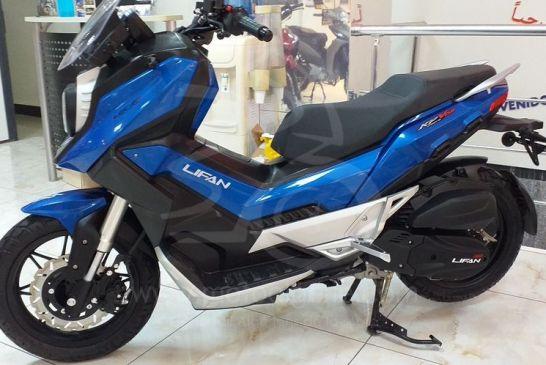 08 - LIFAN KPV150 - Moto Algerie