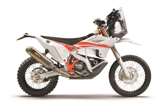 KTM 450 RALLY REPLICA 2021 90 degree