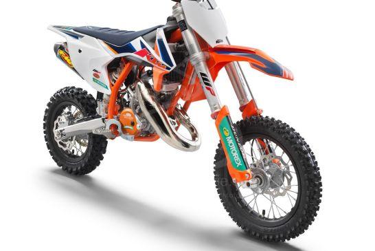 KTM 50 SX Factoy Edt 2021_front