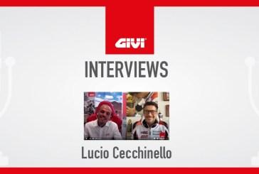 GIVI : interview de Lucio Cecchinello et le MotoGP à venir