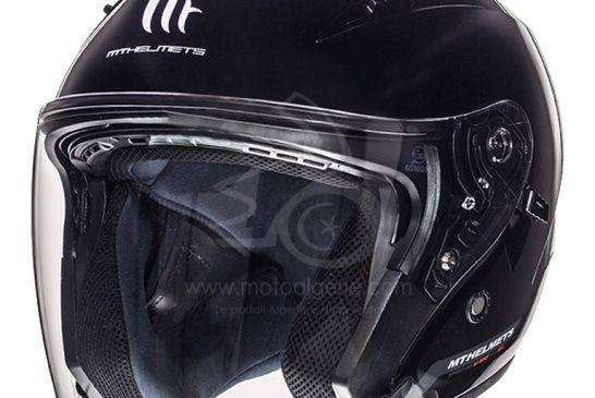 MT Helmets AVENUE SV Solid A1 GLOSS BLACK
