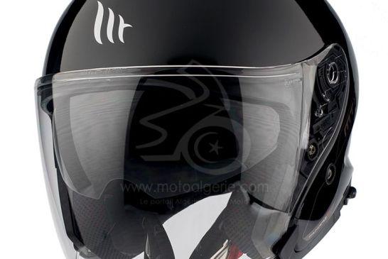 MT Helmets THUNDER 3 SV JET Solid A1 GLOSS BLACK