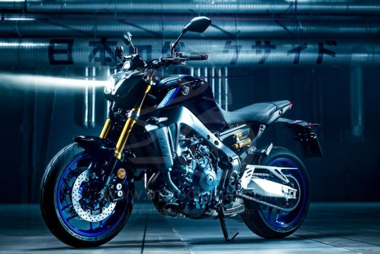 Yamaha MT-09 SP 2021 - 0