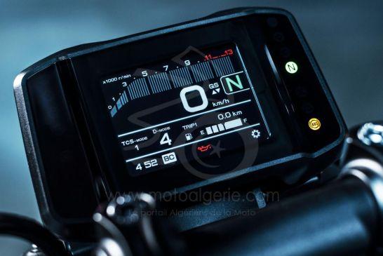 Yamaha MT-09 SP 2021 - details 6