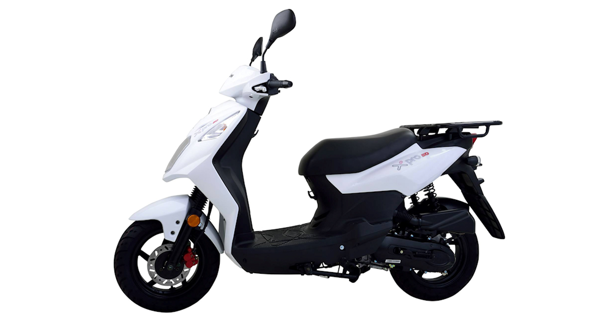 sym scooters