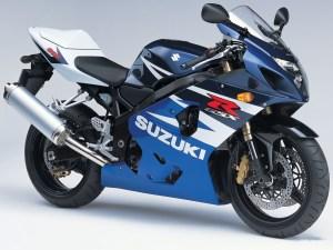 Suzuki GSXR 600 K4 K5 (2004  2005)