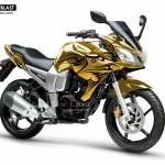 Yamaha-bysonFazer-new-striping-gold-4