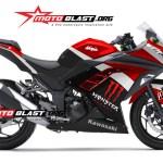 ninja 250 FI -motoblast2