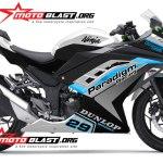 NINJA FI PUTIH - motoblast-paradigm racing2