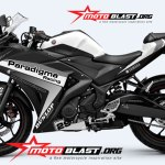 YAMAHA R25 BLACK-WHITE-PARADIGMA RACING4