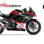 ninja 250 WHITE-LORENZO-motoblast