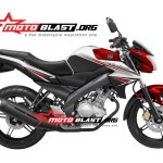 new vixion WHITE SUPER simple decal new4