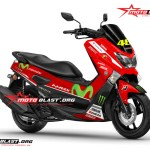 NMAX RED MOVISTAR 2015